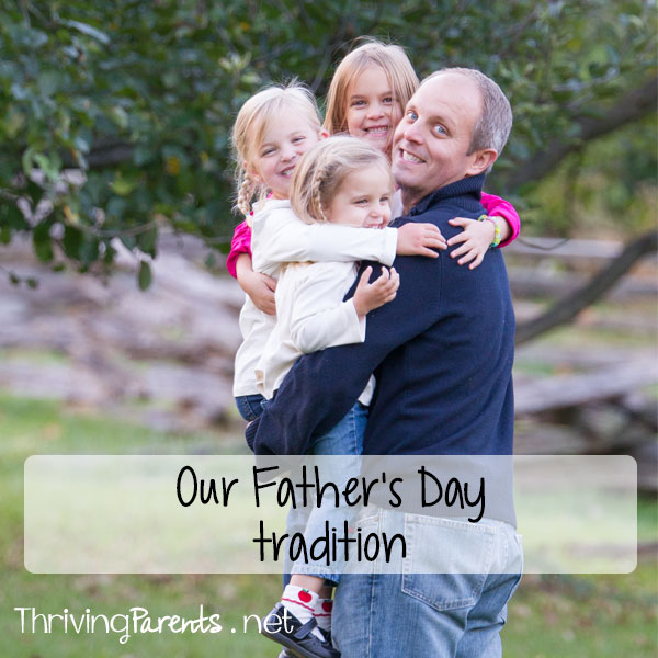 Looking for a fun, easy, cheap, and lasting Father's Day gift? This is one that will be loved by everyone!