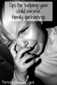Help your kids set boundaries for their own bodies and then support them at family gatherings.