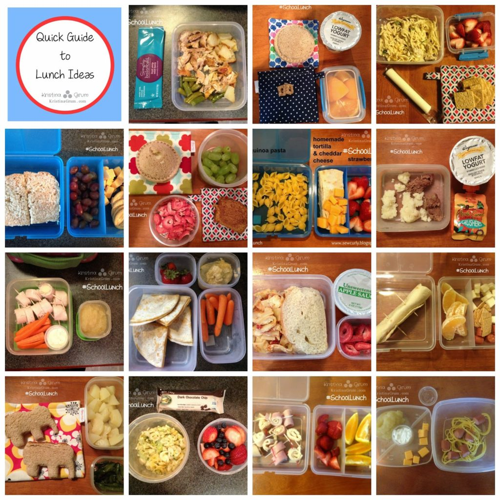 healthy school lunch ideas thriving parents