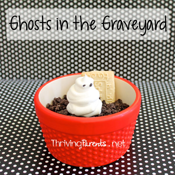 Recipe: Ghosts in the Graveyard