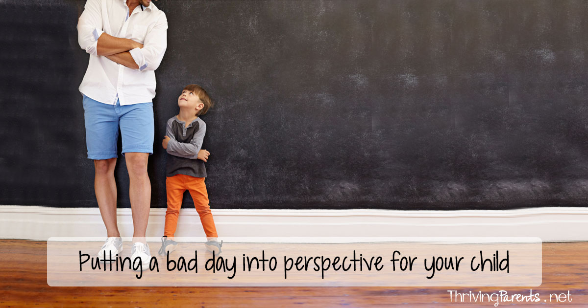 Inspirational Quotes About Failure: Putting A Bad Day Into Perspective For Your Child
