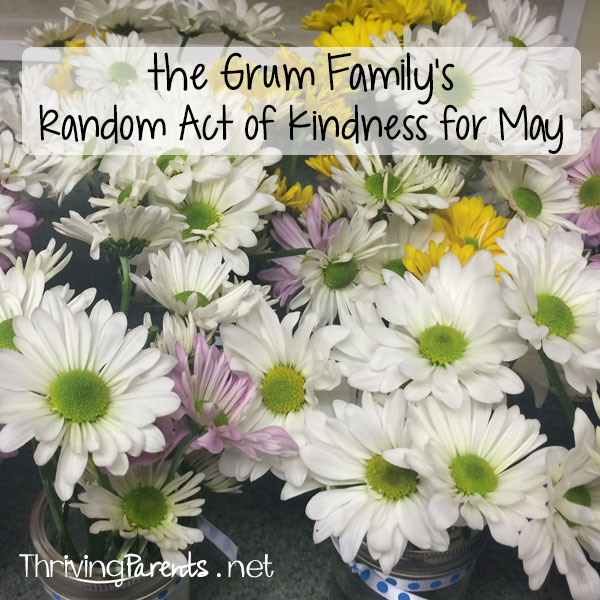 May's Random Act of Kindness