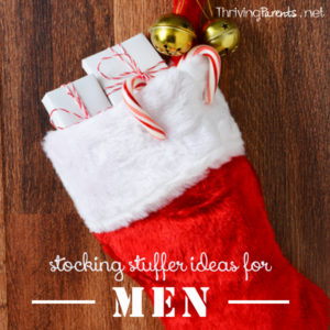 These stocking stuffer ideas for men are useful, fun, interesting, and some are just a little bit quirky.