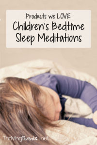 We've found some help when it comes to the whole family getting great sleep.